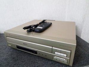 パイオニア LD CD レーザーディスクプレーヤー CLD-R5