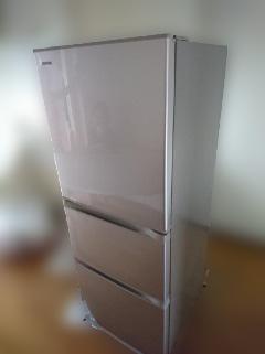 杉並区にて 東芝 冷凍冷蔵庫 GR-H34S を出張買取致しました