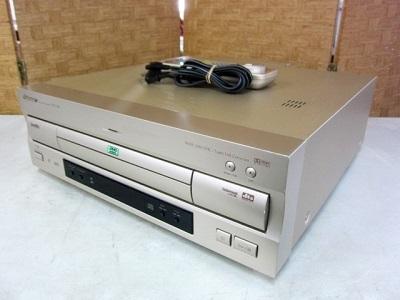 大和市にて パイオニア DVD LDプレーヤー DVL-919 を店頭買取致しました