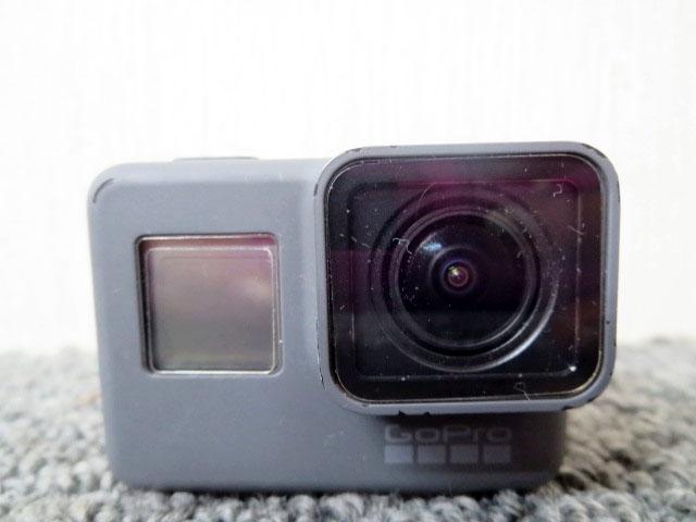 小平市にてGOPRO HERO6 アクションカメラ 本体のみを店頭買取致しました
