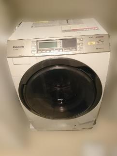 多摩市にて パナソニック ドラム式洗濯乾燥機 NA-VX8500L を出張買取致しました