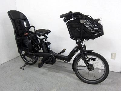 町田市にて YAMAHA PAS kiss mini PM20K 電動自転車 2014 を出張買取致しました