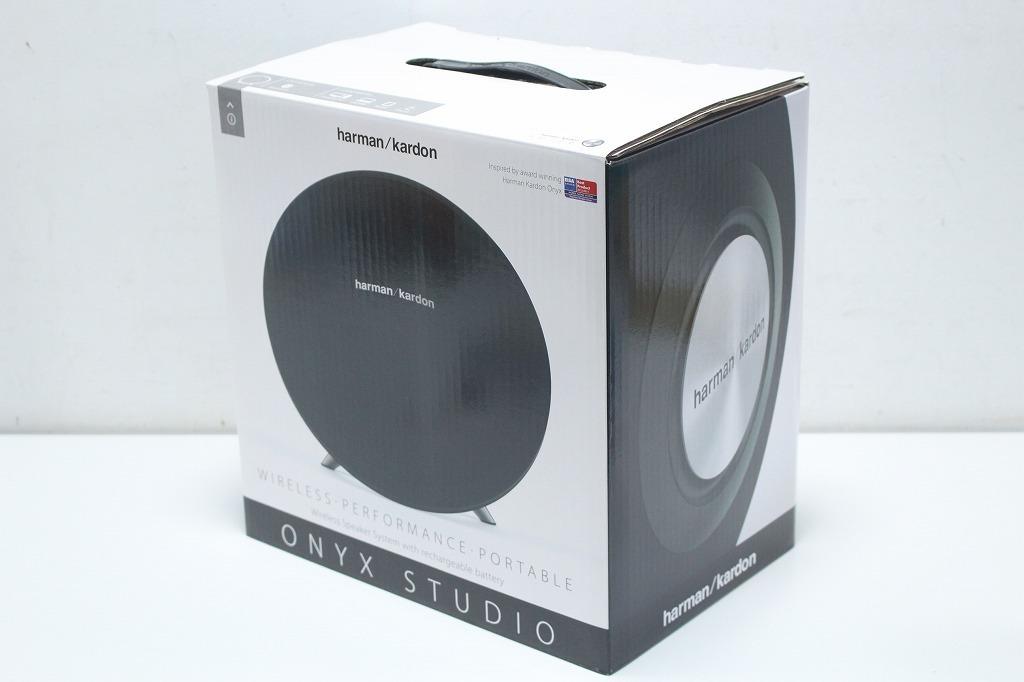 平塚市にてharman/kardon  ONYX STUDIO ワイヤレス Bluetooth スピーカーを出張買取しました