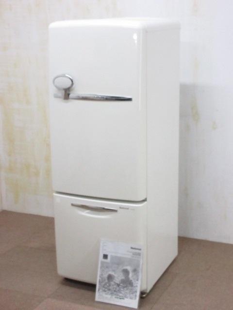 鎌倉市にてNational ナショナル NR-B162R-W ノンフロン冷凍冷蔵庫 WiLL FRIDGE mini ウィル 2ドアを出張買取しました