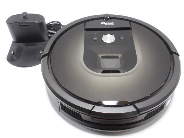 平塚市にてiRobot Roomba アイロボット ルンバ 980 ロボット掃除機 2016年製を出張買取しました