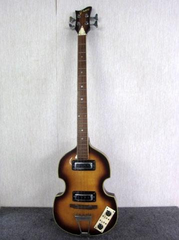 相模原市にて Greco バイオリンベース を出張買取致しました