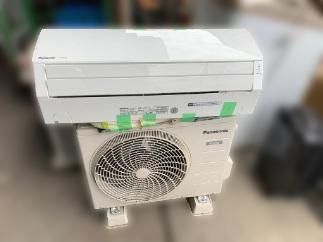 相模原市にて パナソニック エアコン CS-227CFR を店頭買取致しました
