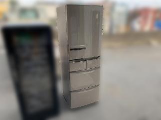 相模原市にて 日立 冷凍冷蔵庫 R-K42E を店頭買取致しました
