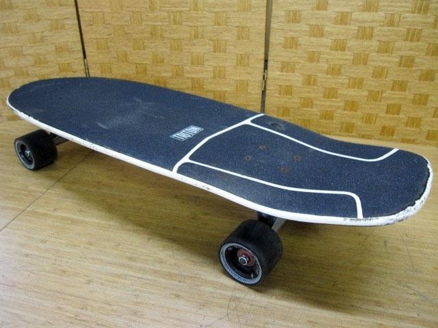 八王子市にて carver トリトン スケートボード を出張買取致しました