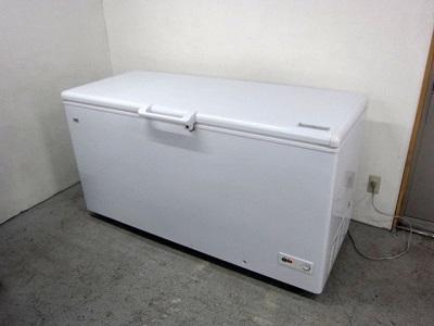 武蔵村山市にて ハイアール 業務用 冷凍ストッカー JF-519A を出張買取致しました