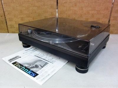 テクニクス ターンテーブル SL-1200MK5