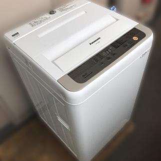 大和市にて パナソニック 全自動洗濯機 NA-F60B9 を出張買取ました