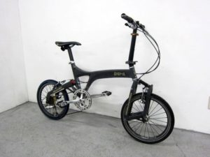 R&M ライズ&ミュラー 折りたたみ自転車 BD-1