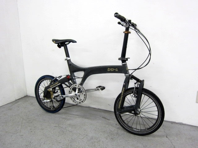 小平市にて R&M 折りたたみ自転車 BD-1 を出張買取致しました