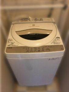 全自動洗濯機 東芝 AW-5G3