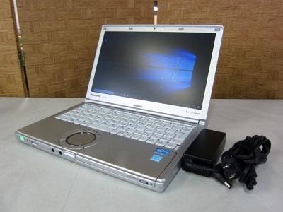 大和市にて パナソニック ノートPC CF-SX2 を店頭買取致しました