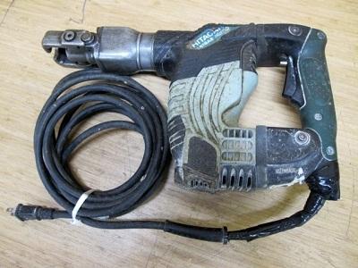 八王子市にて 日立 電動ハンマー H41SA2 を出張買取致しました