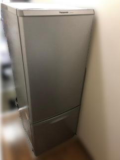立川市にて パナソニック 冷蔵庫 NR-B179W を出張買取致しました