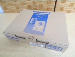 八王子市にて パナソニック VL-SE25X ドアホン を店頭買取致しました