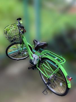 八王子市にて YAMAHA 電動アシスト自転車 PAS ami を出張買取致しました