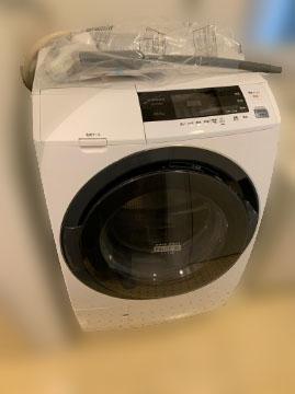 多摩市にて 日立 ドラム式洗濯乾燥機 BD-S3800L を出張買取致しました