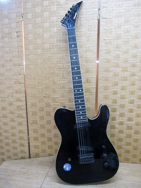 小平市にてフェルナンデス TEJ リミテッドエディション エレキギター を出張買取致しました