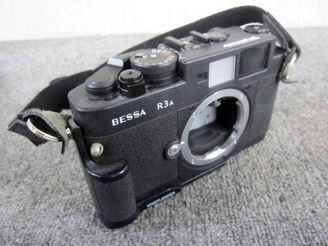 大和市にて Voigtlander フォクトレンダー Bessa R3A カメラ を出張買取致しました
