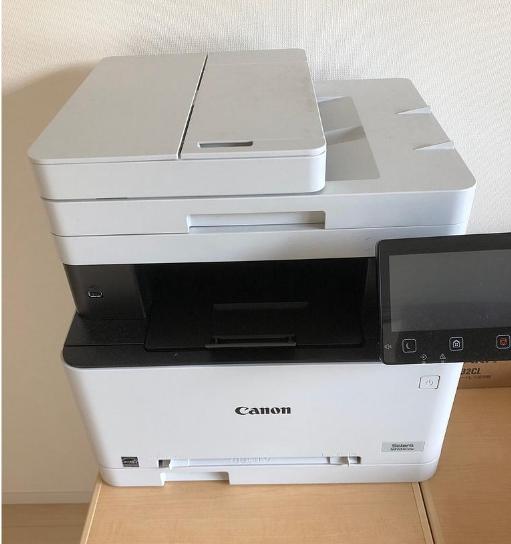 台東区にて レーザープリンター キャノン MF6340cdw を出張買取致しました