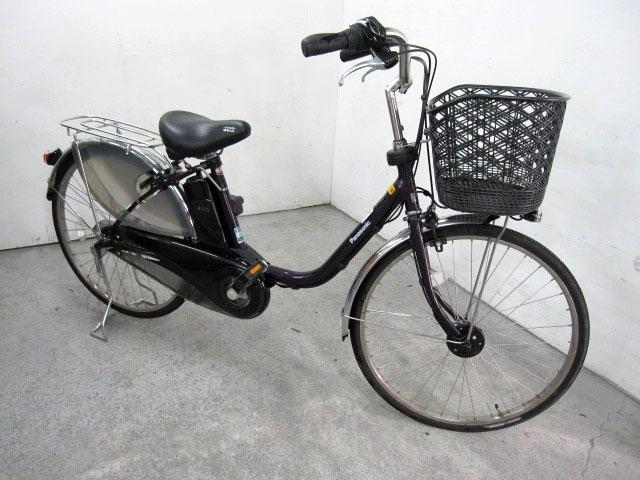 昭島市にて パナソニック VIVI BE-ELD43P 電動アシスト自転車 8.9Ah 3速 を出張買取致しました