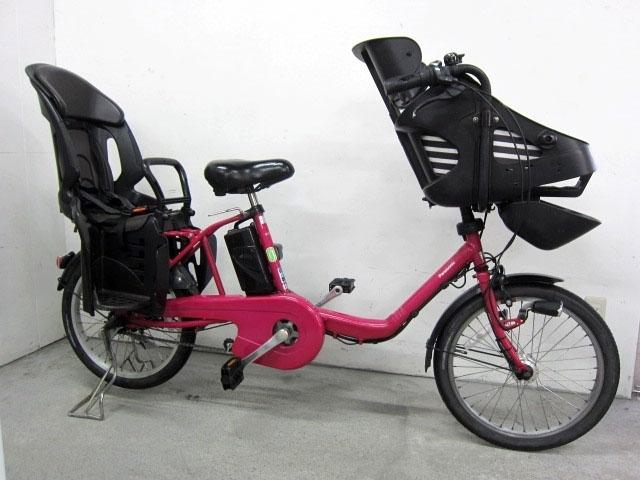 横浜市青葉区にて パナソニック 電動アシスト自転車 ギュットミニDX BE-ELMD03M を出張買取致しました
