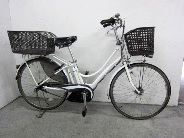 ヤマハ 電動アシスト自転車 PAS Ami PM26A を出張買取致しました