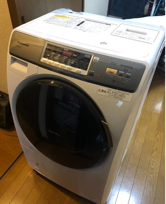 ドラム式洗濯機 NA-VH310L パナソニック 2014年製