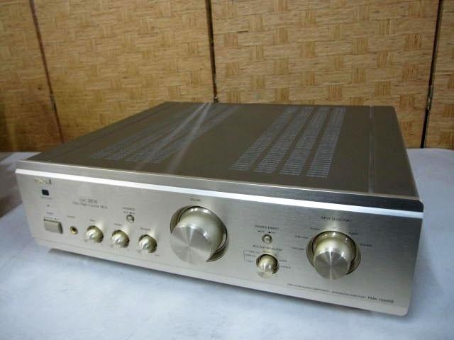 海老名市にて DENON プリメインアンプ PMA-1500RⅡ を出張買取致しました