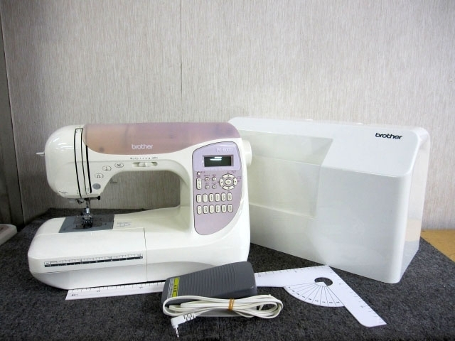 多摩市にて ブラザー コンピューターミシン CPS54 PC-8000 を出張買取致しました