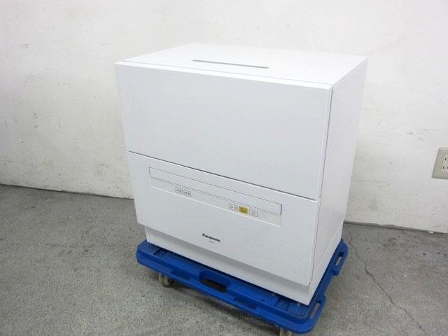 世田谷区にて パナソニック 食器洗い乾燥機 NP-TA1 2017年製 を出張買取致しました