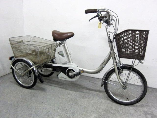 電動アシスト三輪自転車 パナソニック BE-ENR836