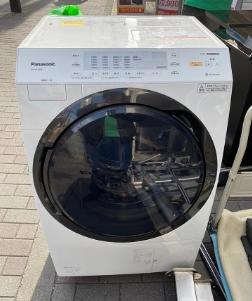 ドラム式洗濯機 パナソニック NA-VX3900L 2019年製