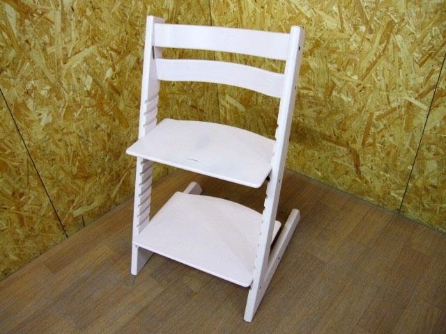世田谷区にて ストッケ トリップトラップ 子供用椅子 チェア を出張買取致しました