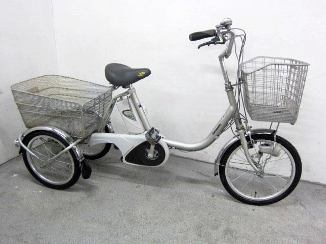 パナソニック かろやかライフ 電動アシスト自転車 BE-EPR83AF 8.9Ah