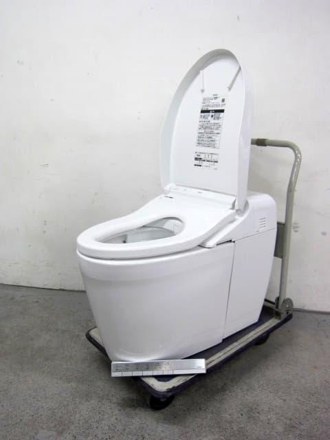 大和市にて TOTO ウォシュレット一体型 タンクレストイレ TCF998/CS387BP を店頭買取しました。