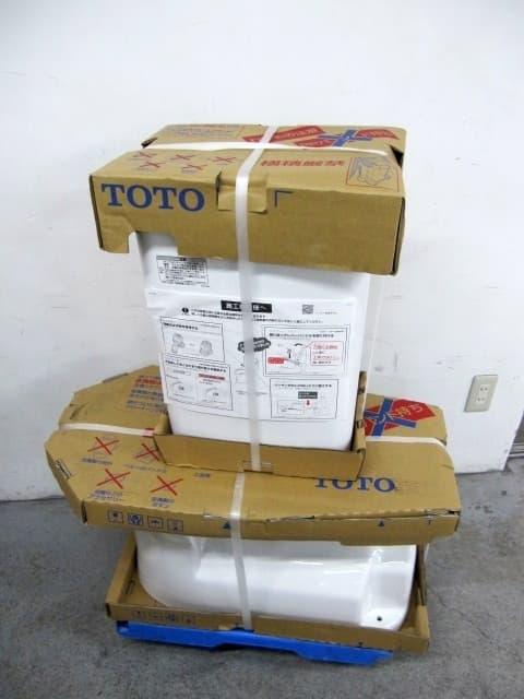 今回は 小平市にて TOTO 便器 タンク CS340B #NW1 SH341BA を店頭買取しました。