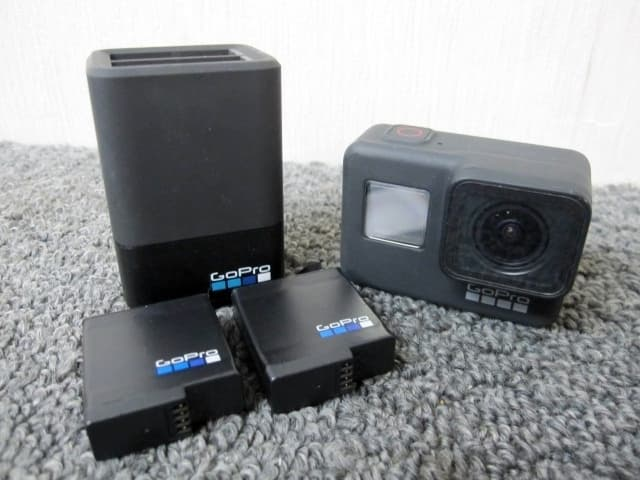 GoPro HERO7 BLACK アクションカメラ