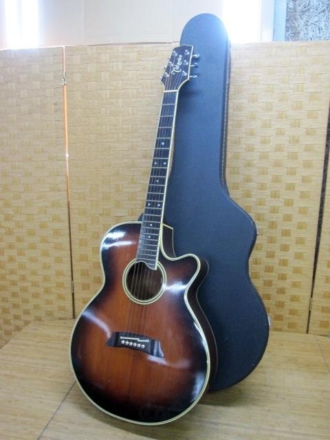相模原市にて タカミネ エレアコ アコースティックギター PT-108 ジャンク品 を店頭買取致しました。
