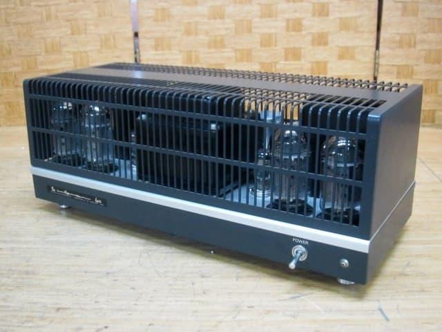 大和市にて ラックスマン 管球式ステレオパワーアンプ MQ60 を店頭買取しました