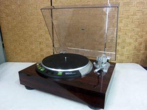 DENON ターンテーブル DP-57L レコードプレーヤー