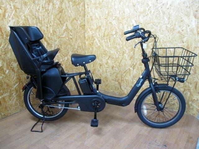 大和市にて パナソニック ギュットアニーズ 子供乗せ 電動アシスト自転車 を店頭買取しました