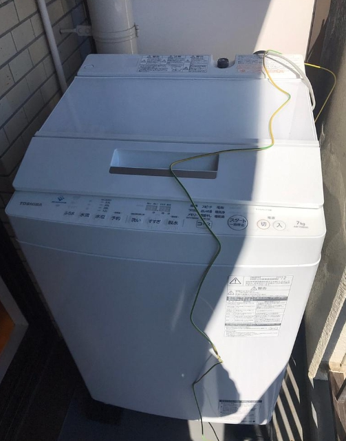 小平市にて 洗濯機 東芝 AW-7D8 2019年製 を出張買取致しました