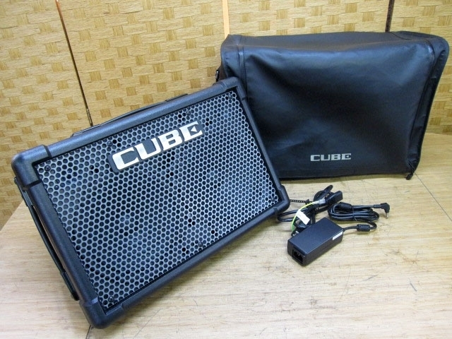 東京都 町田市にて ローランド ギターアンプ CUBE street EX CUBE-STEX  を出張買取しました
