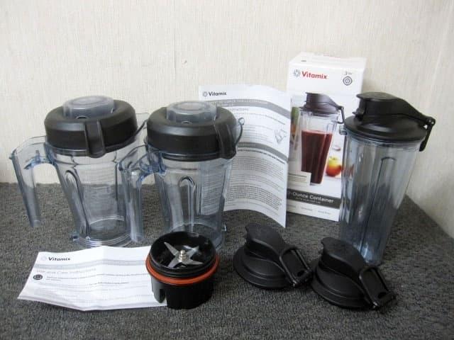 世田谷区にて バイタミックス(Vitamix)ウェットコンテナ1.2L ToGoカップ を店頭買取しました。