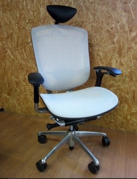 八王子市にて オフィスチェア オカムラ コンテッサ CM51AB FGH3 を出張買取致しました